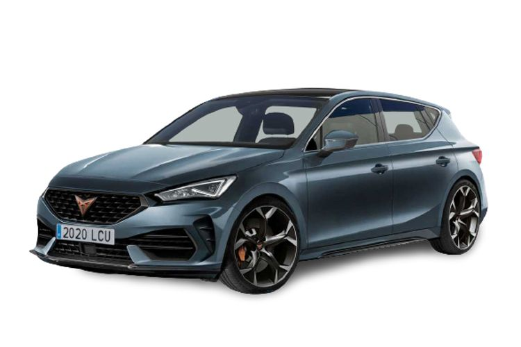 CUPRA Leon Hatch 5Dr 1.4 eHybrid PHEV 12.8kWh 245PS VZ2 5Dr DSG [Start Stop] back view