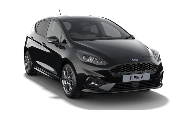 Ford Fiesta Hatch 3Dr 1.0 T EcoBoost MHEV 125PS ST-Line X Edition 3Dr Manual [Start Stop] front view