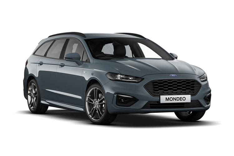 Ford Mondeo Estate AWD 2.0 EcoBlue 190PS ST-Line Edition 5Dr Auto [Start Stop] front view