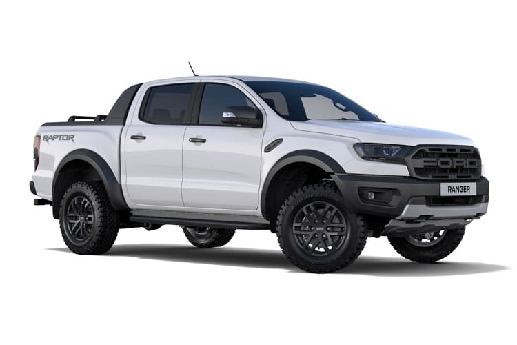 Ford Ranger PickUp Double Cab 4wd 3.2 TDCi 4WD 200PS Wildtrak Pickup Double Cab Auto [Start Stop] front view