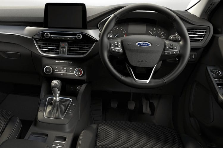 Ford Kuga SUV AWD 2.0 EcoBlue 190PS Titanium Edition 5Dr Auto [Start Stop] inside view